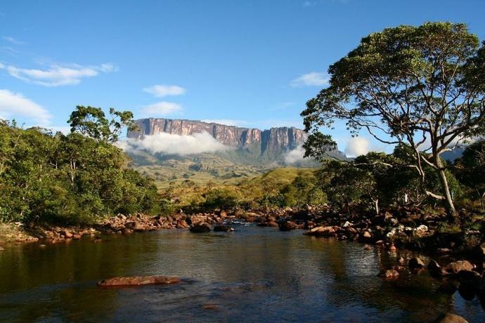 Bildergalerie Venezuela Roraima Mutter Aller Berge Fotos